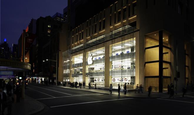 Apple will drastisch gegen Fototauschring in Apple Store vorgehen