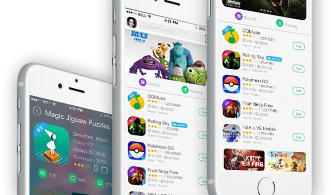 Tutu App - App Store für Raubkopien von iOS-Apps wird populär