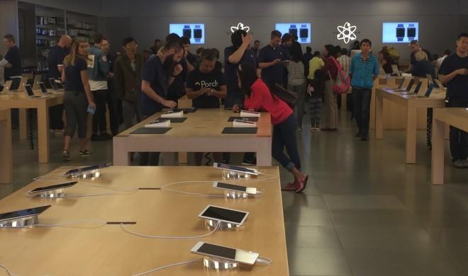 iPhone: Apple entfernt Diebstahlsicherungen im Apple Store