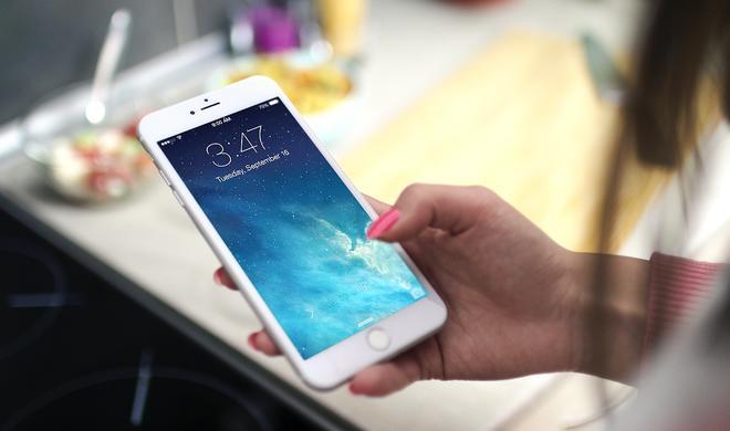 iOS 10: So können Sie sogar ein iPhone-Plus-Modell mit einer Hand bedienen