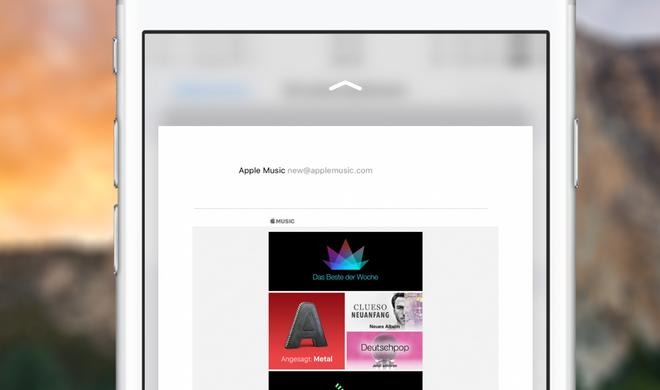 iOS 10: So lassen sich E-Mails am iPhone als PDF speichern - per 3D Touch