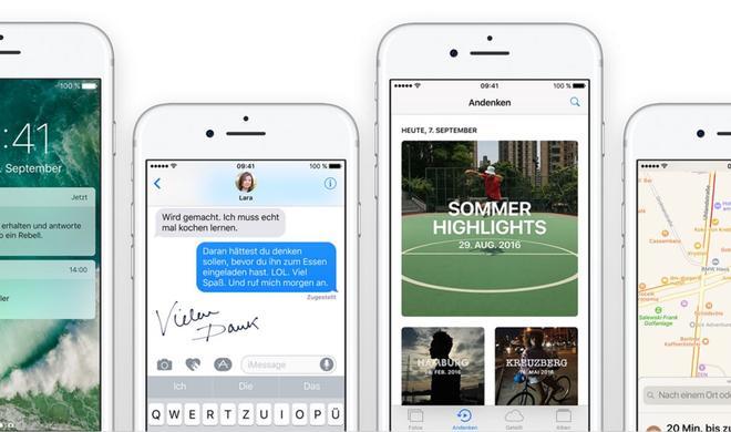 iOS 10.1: Veröffenlichungstermin enthüllt