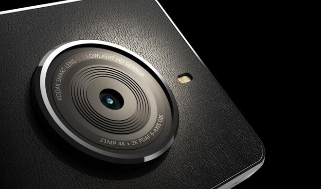 Smartphone von Kodak? Verpasste Chance