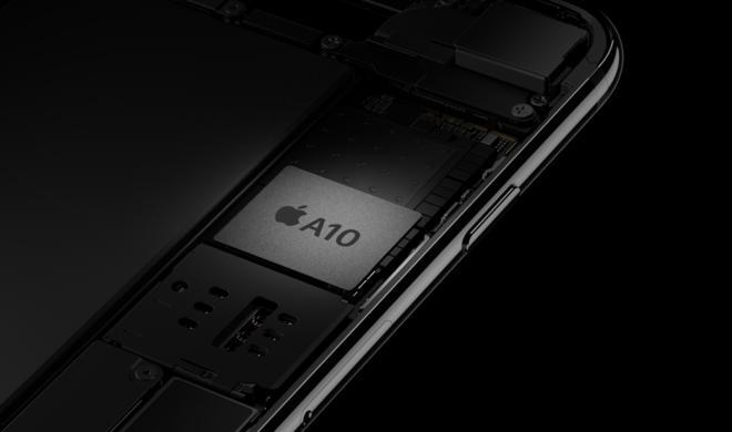 iPhone 7: Apples A10 Fusion deutlich schneller als Android-Konkurrenz
