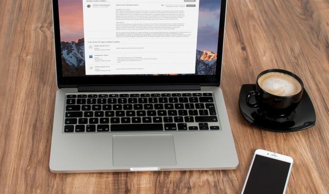 macOS Sierra 10.12.1 mit Fehlerbehebungen bei Exchange und Safari