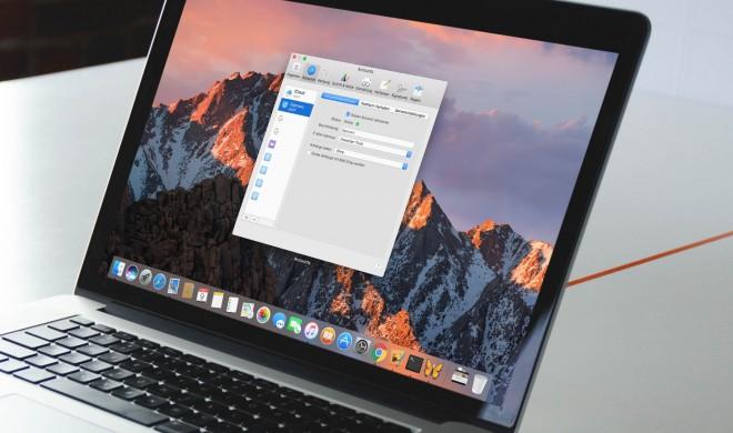 macOS Sierra: So versenden Sie große E-Mail-Anhänge per Mail Drop in Mail