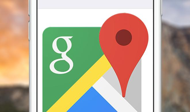Google Maps: iOS-Version unterstützt jetzt Lieferdienste & Plus Codes