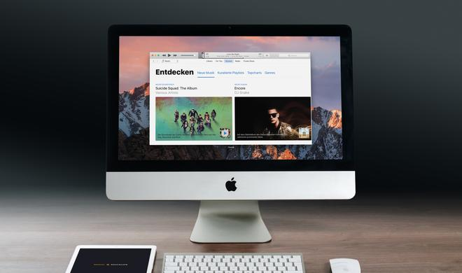 macOS Sierra: So durchsuchen Sie Apple Music nach Neuheiten