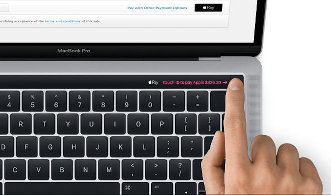 Neues MacBook Pro mit Touch ID: Leaks zeigen weitere Funktion