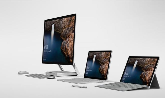 Surface Studio und Co: So fordert das neue Microsoft jetzt Apple heraus