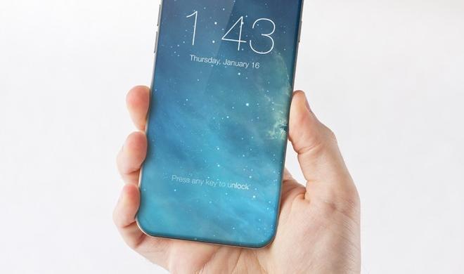 2017 sollen drei iPhone 8 mit Glasgehäuse kommen