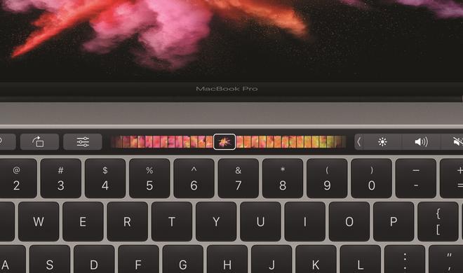 Touch Bar: Entwickler können sich austoben