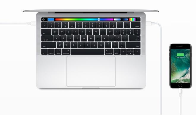MacBook Pro: Mehr USB-C-Adapter in den kommenden Wochen