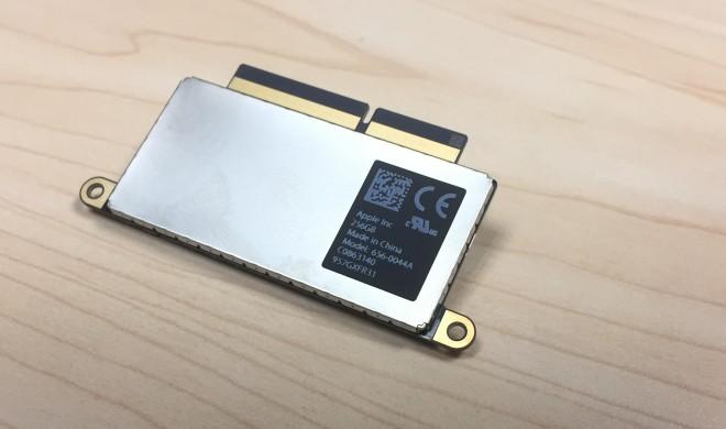 Teardown: MacBook Pro enthält austauschbare SSD