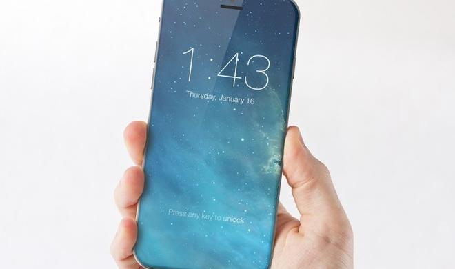 Sharp-Chef: iPhone 8 Plus bekommt ein OLED