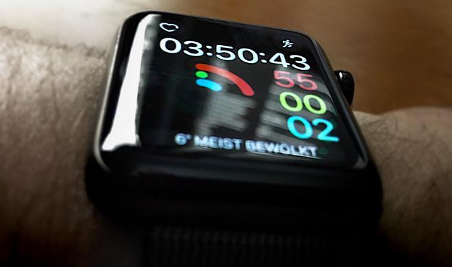 Apple Watch Series 1 und 2: Besitzer freuen sich über längere Akkulaufzeit seit watchOS 3.1