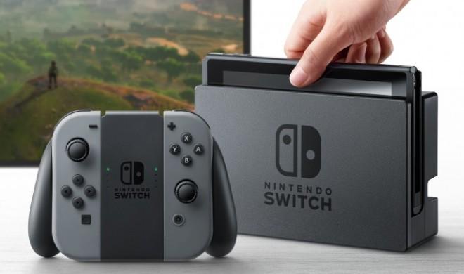 Nintendo Switch: Angeblicher Erscheinungstermin geleakt