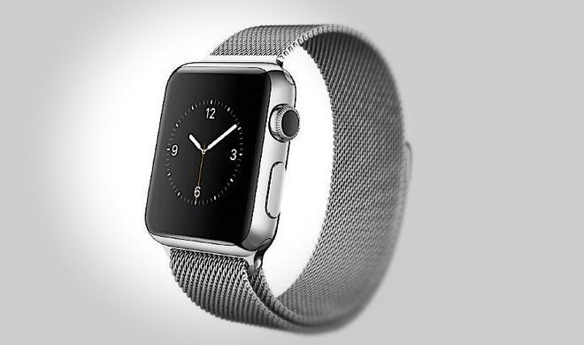 Etwas edler bitte: Apple Watch mit Milanaise-Armband reduziert