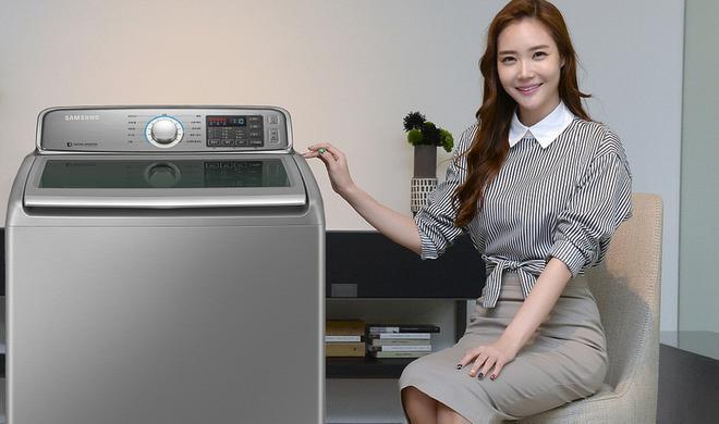Neuer Rückruf für Samsung - wegen Kieferbruch durch Waschmaschine