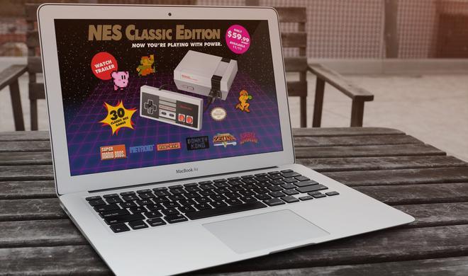 NES Classic Edition: Nintendo feiert 30. Geburtstag mit Launch-Event im 80er-Stil