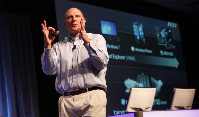 Steve Ballmer: iPhone-Geschäftsmodell war genial – auf einmal