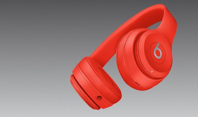 Apple stellt neue (PRODUCT)RED Solo3 Wireless Kopfhörer und Beats Pill+ Lautsprecher vor