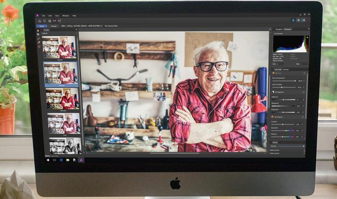 Affinity Photo: Apples Mac-App des Jahres 2015 jetzt auch für Windows