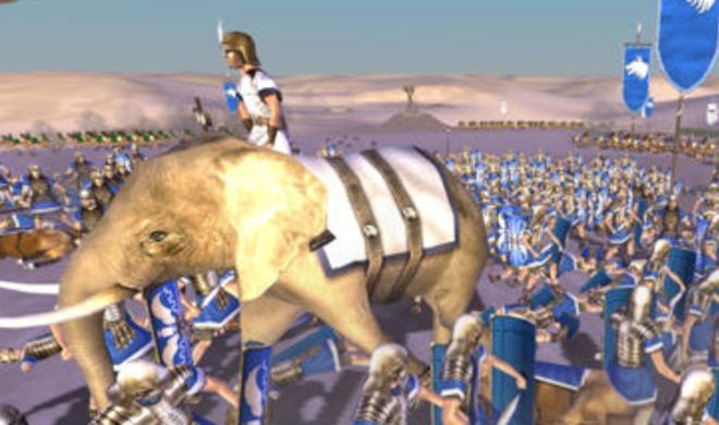 Spielehammer 'Rome: Total War' für das iPad erschienen