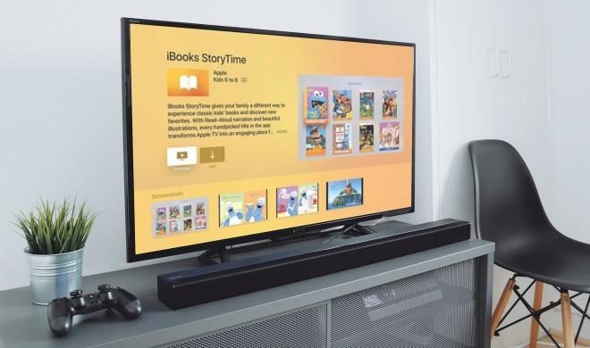 Unterhaltung für die Jüngsten: iBooks Storytime für Apple TV veröffentlicht