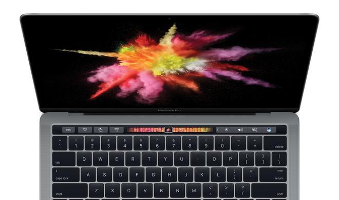 Touch Bar: Apple zeigt angepasste Apps für das neue MacBook Pro