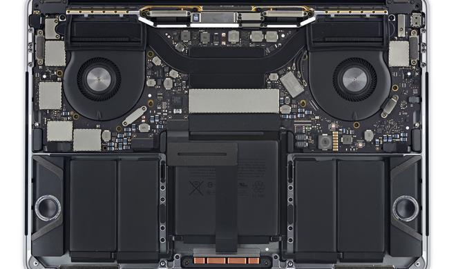 MacBook Pro mit Touch Bar: Es darf nichts kaputtgehen