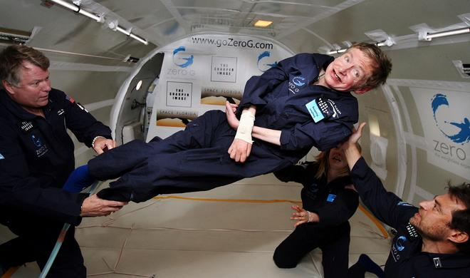 Stephen Hawking: In 1.000 Jahren ist Schluss!