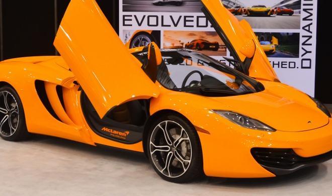 McLaren bestätigt Gespräche mit Apple