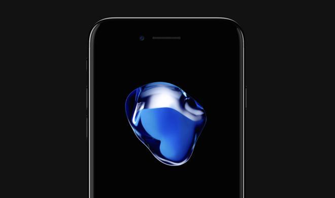 """So verwenden Sie die """"iPhone 7""""-Tropfen-Wallpaper als Live-Hintergrund"""