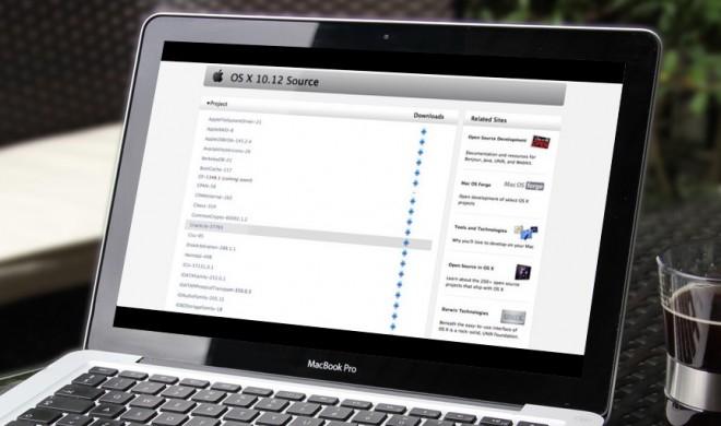 Darwin: Apple veröffentlicht Opensource-Code von macOS 10.12 Sierra