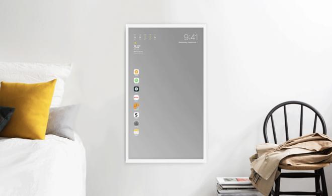 Apple Spiegel: Entwickler zeigt Konzept für einen Spiegel mit iOS 10