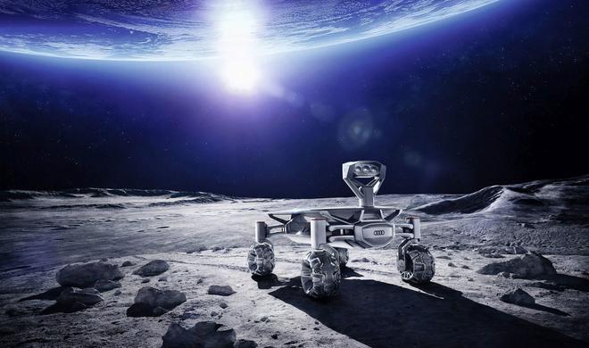 Audi will auf den Mond