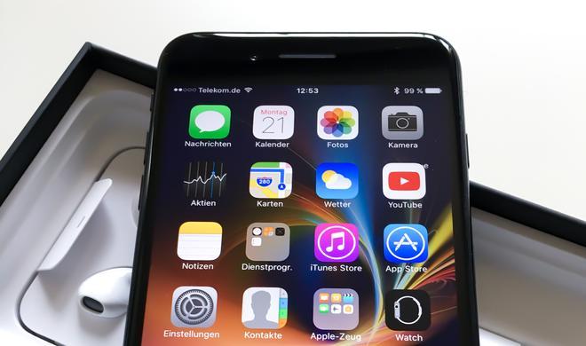 Intel nicht schnell genug fürs iPhone? Analyst wirft Fragen auf