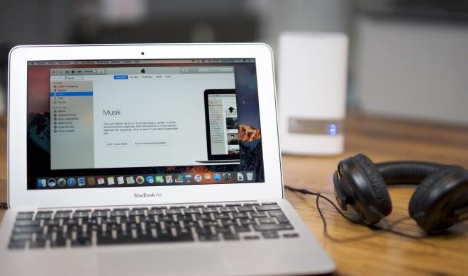 WD My Cloud Mirror: So funktioniert das Zusammenspiel mit iTunes und Apps