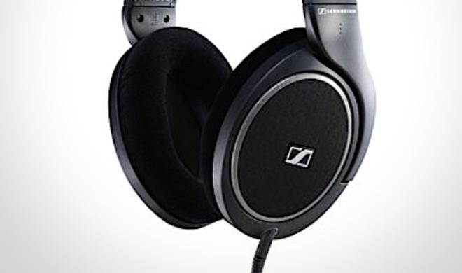Im Adventskalender: Sennheiser HD 558 Kopfhörer stark reduziert
