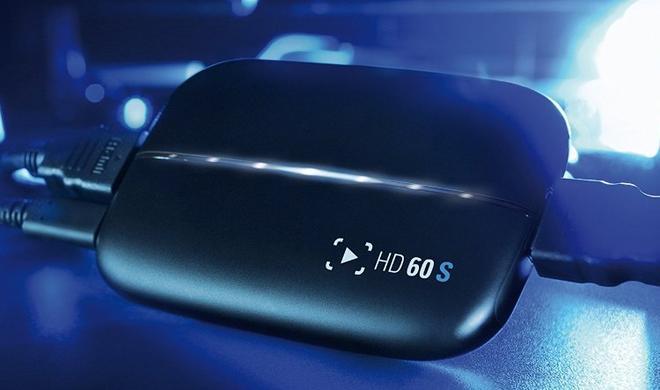 Videospiele günstig aufzeichnen: Elgato Game Capture HD60 S stark reduziert