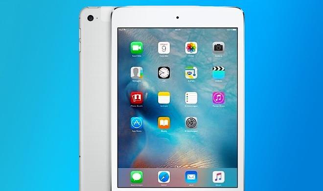 Cyberdeal: iPad mini 4 Wi-Fi + Cellular jetzt günstig abstauben