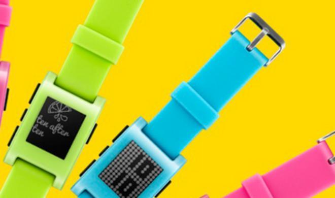 Pebble-Übernahme: Warum FitBit im Handumdrehen unsympathisch wurde