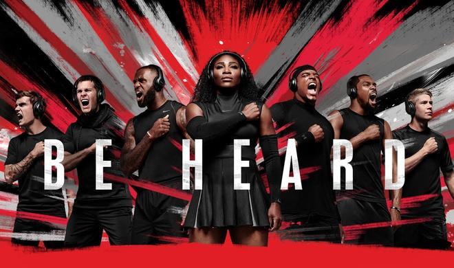 Be heard: Mit diesem Clip rührt Beats erneut die Werbetrommel