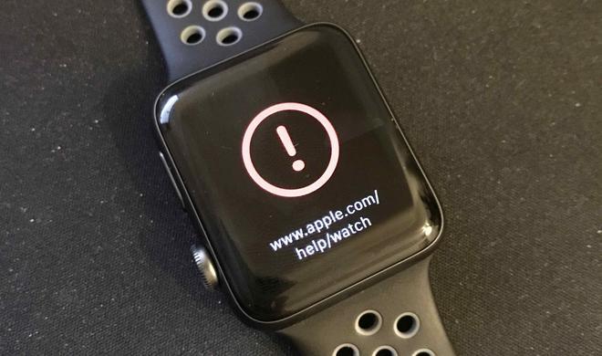 watchOS 3.1.1: Apple zieht Update nach Problemen zurück