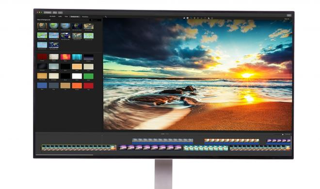 LG zeigt neue Monitore mit 4K und USB-C auf der CES
