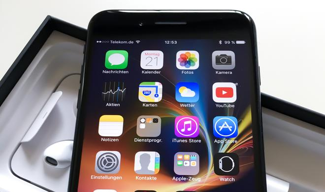 Flexible Displays: LG rüstet sich für iPhone-Zukunft