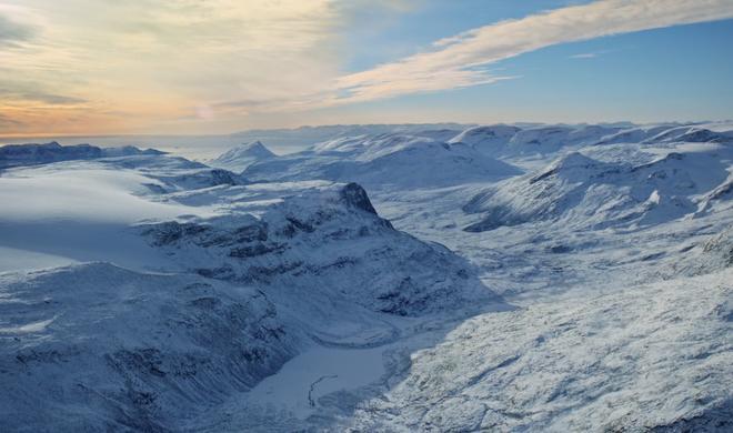 Fantastische Luftaufnahmen für das Apple TV