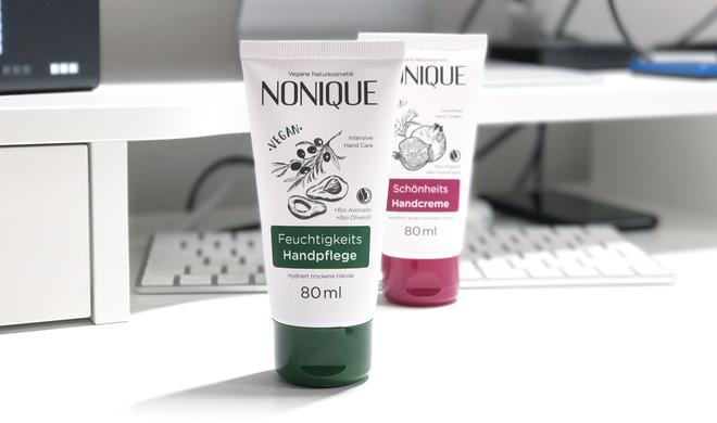 """Nonique: """"Touchscreen-kompatible"""" Handcreme ausprobiert"""