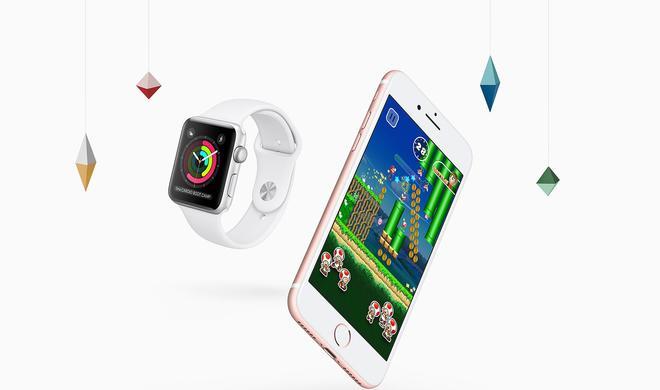 Apple bietet kostenlose Nächster-Tag-Lieferung vor Weihnachten an